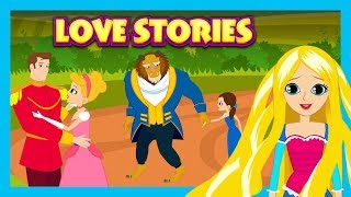 LOVE STORIES - DISNEY LOVE STORIES FOR KIDS || KIDS SPECIAL