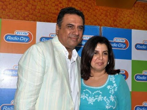 Boman Takes Farah Khan For A Ride - Shirin Farhad Ki Toh Nikal Padi