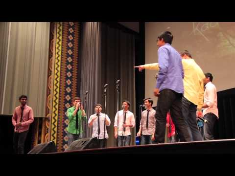 Tu Aashiqui Hai (live) - Penn Masala video