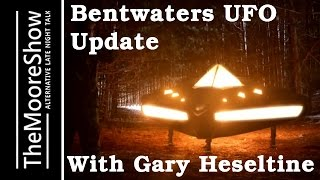 The Nature of the UFO Phenomena and RAF Bentwaters - Coast to Coast for the UK