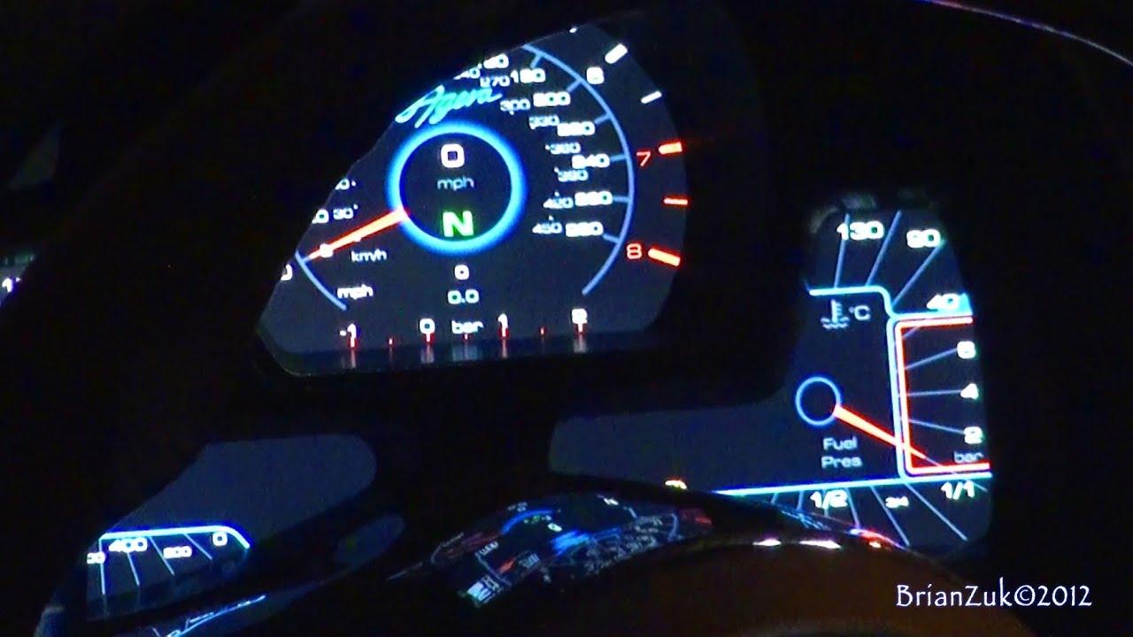 Koenigsegg Agera R Youtube