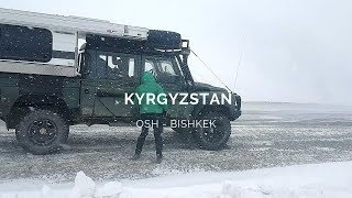 From Osh to Bishkek (Ep61 GrizzlyNbear Overland)