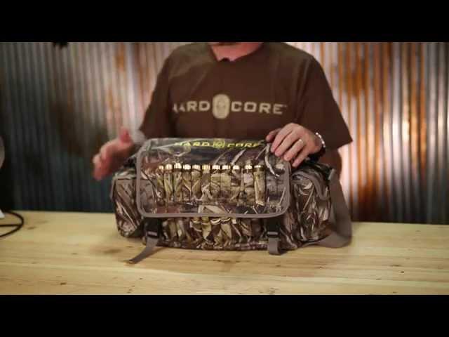 Hard Core Timber Bag