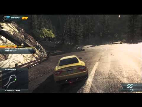 NFS: Most Wanted - Tutta la polizia mi insegue!