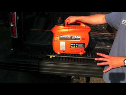 Generac iX800 Generator / Inverter - Review