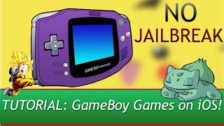 TUTORIAL: Play GBA Games on iOS (iPhone, iPod, iPad) [ENG-ITA]