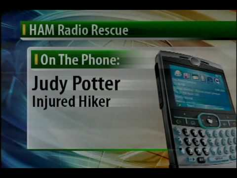 Ham Radio saves the day
