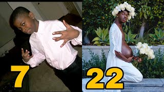 Download lagu 🔥Lil nas x TRANSFORMATION    From 0 to 22 years