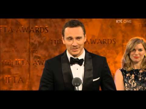Michael Fassbender IFTA Awards
