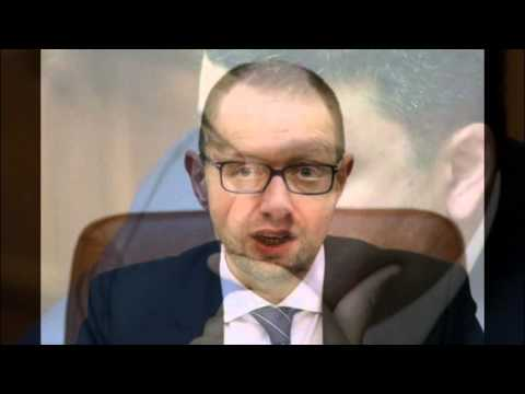 Ukraine Prime Minister Arseniy Yatsenyuk to resign