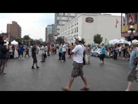 Ottawa Greek Festival Flash Mob Music Videos