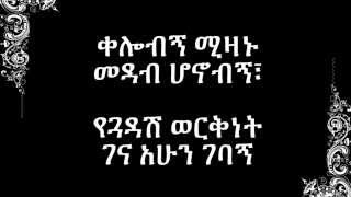 Abel Mulugeta Selamun Yestesh **LYRICS**