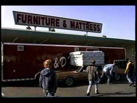 Mattress Man Commercial Video