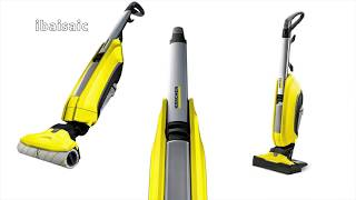 Karcher FC5 Hard Floor Cleaner Review & Demonstration