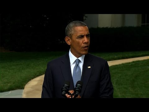 Obama: Kerry to push for 'immediate' Gaza ceasefire