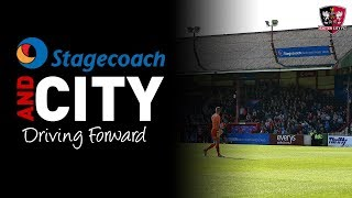 Stagecoach South West and City: Driving forward | Exeter City Football Club