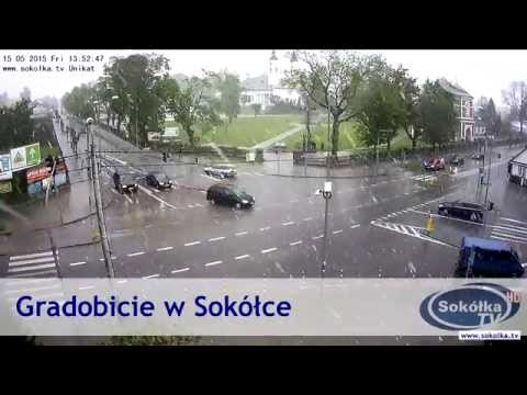 Gradobicie W Sokółce