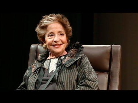 Teresa Berganza en Conversaciones en la Fundación
