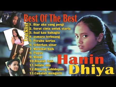 Hanin Dhiya Best Of The Best  Full Album Lagu Terbaru 2017