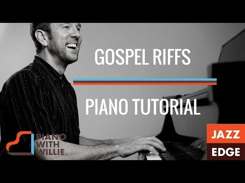 Learn gospel piano chords