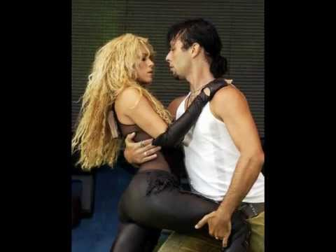 Shakira In Hot Leather Sex video