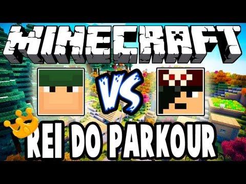 Monark Vs Fenom! - Rei do Parkour: Minecraft #2