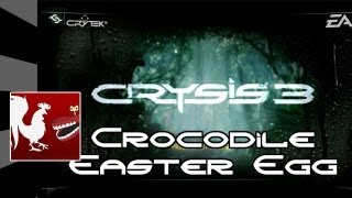 Crysis 3 - Crocodile Easter Egg