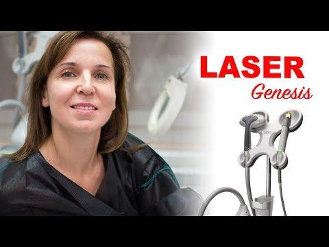 Лазерное омоложение лица - процедура для зрелой и проблемной кожи