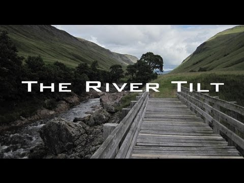 Hooked UK - Autumn Salmon fishing on the River Tilt with Greig Thomson & Andy Richardson.mp4