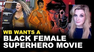 Birds of Prey Movie - Black Canary Spin-Off