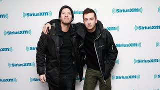Twenty One Pilots My Blood + Tyler Commentary Full Live Performance on SiriusXM