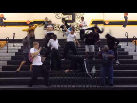 Harlem Shake - Sealy High School