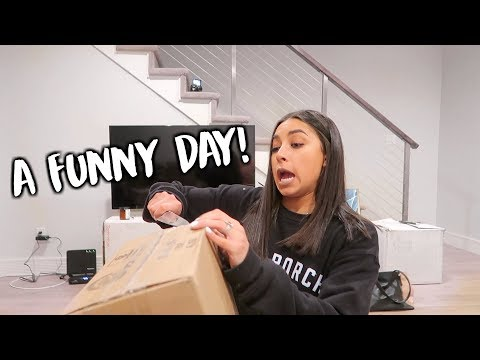 A Weird Day.. + Announcement! | Jeanine Amapola