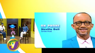 People been asking Where is Neville Bell: TVJ Smile Jamaica - April 3 2020