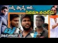 Allu Arjun Fans Responded Negatively on DJ Movie | Dj Movie R...