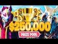 OFFICIAL Fortnite SEASON 5 $250,000 Tournament! (Fortnite Summer Skirmish Tournament) thumbnail