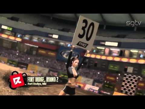 Видео-обзор игры MX vs. ATV Reflex