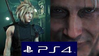 Top 10 - Upcoming PlayStation 4 games 2018