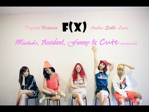 PART 78: Kpop Mistake & Accident [F(x) only.] Music Videos