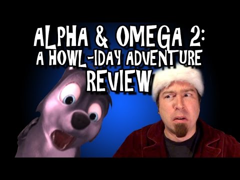 Alpha And Omega 2: A Howl-iday Adventure Review video
