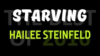 Starving Hailee Steinfeld By Molotov Cocktail Piano