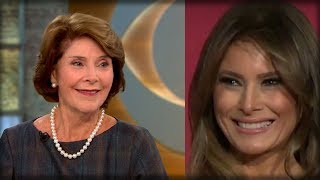 LAURA BUSH BREAKS SILENCE WITH AMAZING CONFESSION ABOUT MELANIA TRUMP
