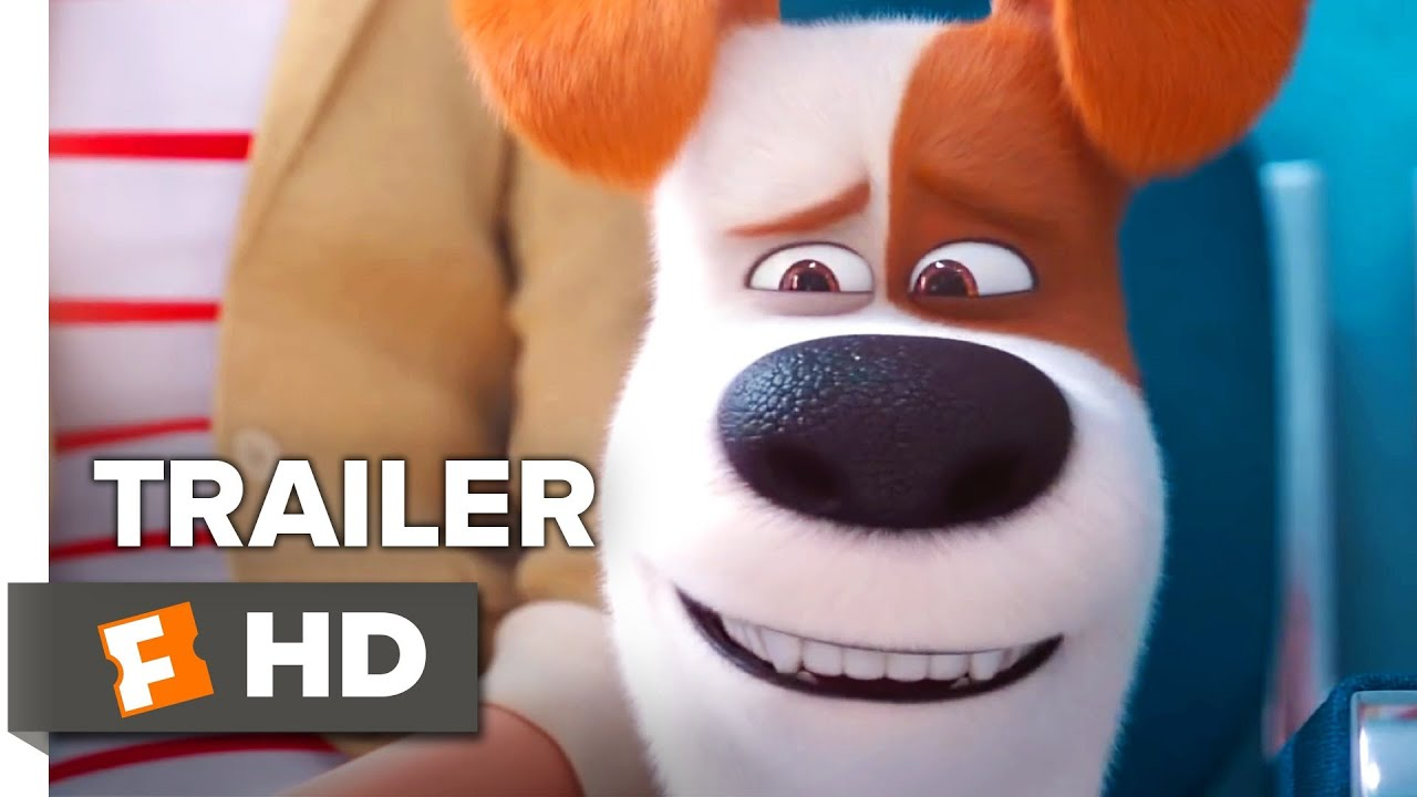 The Secret Life of Pets 2 Trailer (2019)   'Max'   Movieclips Trailers