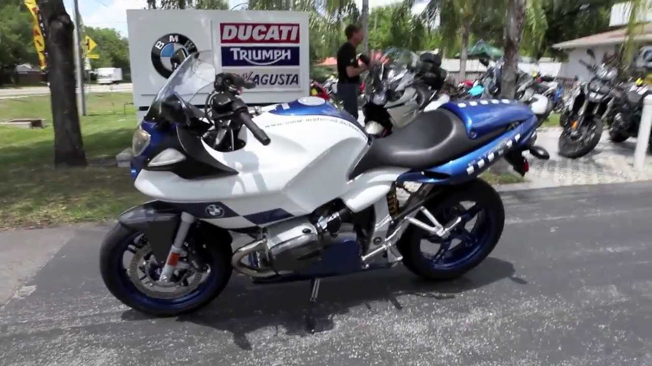 Bmw Used For Sale >> 2004 BMW R1100S Boxer Cup Replica at Euro Cycles of Tampa Bay - YouTube
