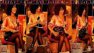 Siham El-Maimouni HD Nylons Pantyhose Collant Strumpfhose on rbb Lebenslieder