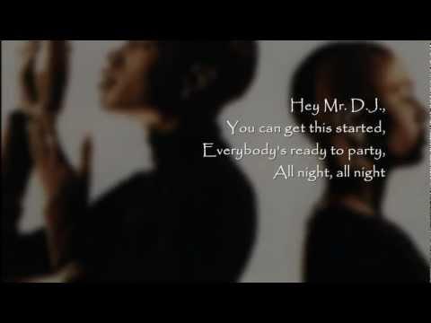 Zhané - Hey Mr. DJ