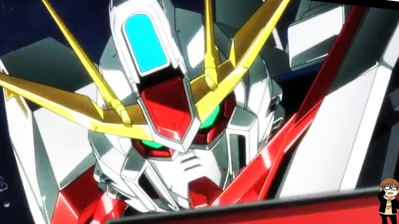 Gundam build fighters episode 10 review star for Domon in gundam build fighters