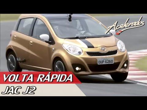 JAC J2 - VOLTA RÁPIDA #9 COM RUBENS BARRICHELLO | ACELERADOS