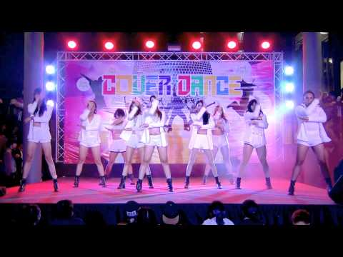 141122 Chocolee Cover Nine Muses - Intro + Wild + No Playboy + Ticket i'm Park Cover Dance (final) video