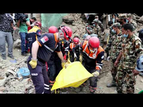 The Sun Will Rise Again - Bangladesh Bank aid to the earthquake affected people of Nepal